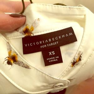 Victoria Beckham Button down shirt. New with tags